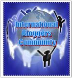 International Bloggers Community Award